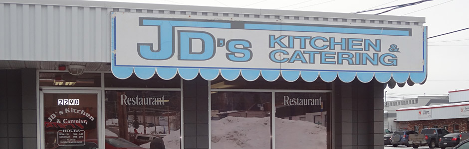 Jd S Kitchen And Catering Prince George